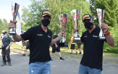 PG och Anders vann DRIVE VXO