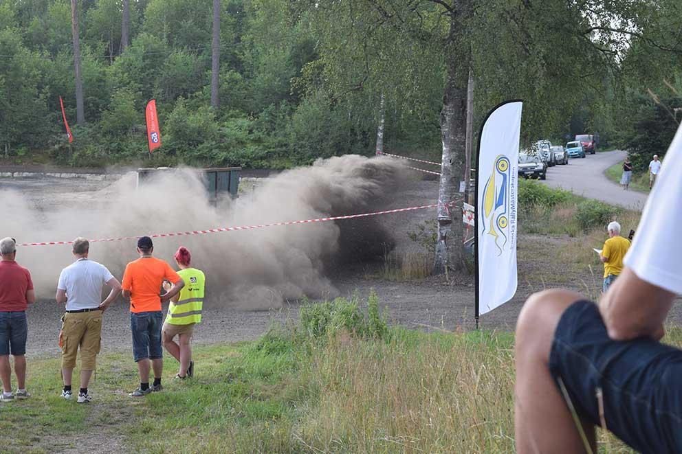 Följ den spännande Rally-SM finalen live – radio och tv