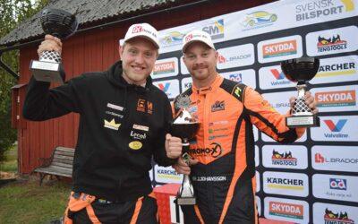 Rådström/Johansson vann totalt i Mästarmötet