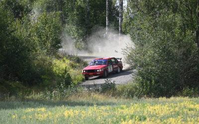 Patrik och Göran körde mot säkrat SM-guld – då haverade motorn på sista sträckan