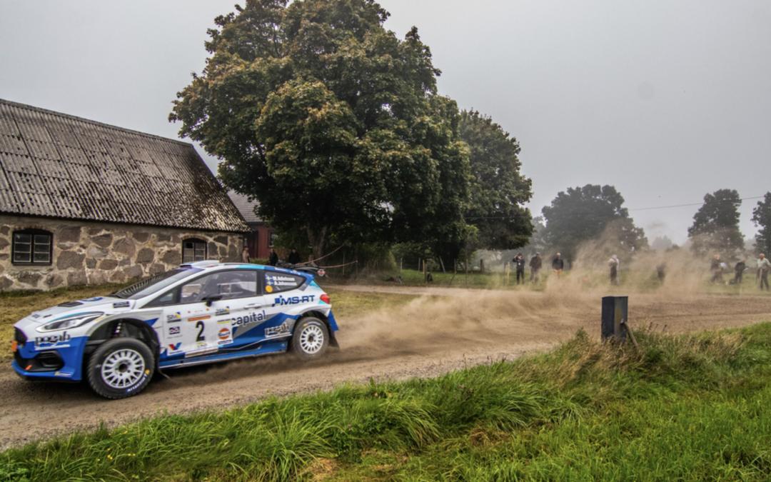74 anmälda till SM-finalen – öppet i alla rallyklasser