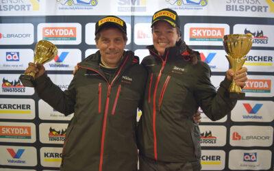 Ledin/Olsson 2WD mästare i Grus-SM