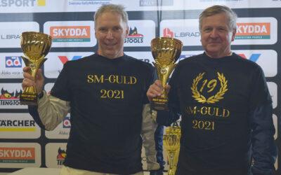 Mats och Jon – mästare i Grus-SM 4WD