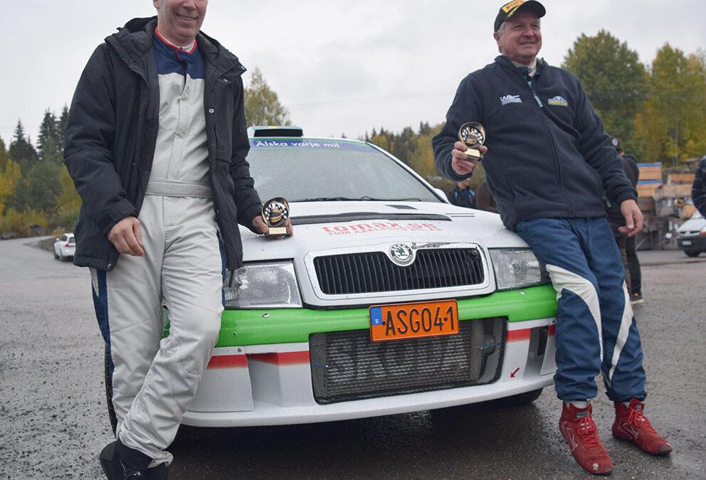 Jonsson och Magnusson tog hem segern i Ludvikaruschen